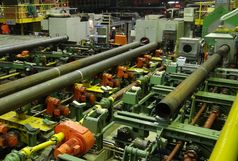 Double swaging line HP 500